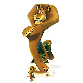Alex the Lion from Madagascar Cardboard Cutout / Standee / Standup / Standee