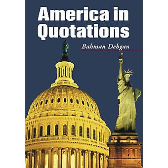 America in Quotations de Bahman Dehgan - 9780786415861 Livre