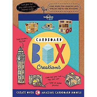 Cardboard Box Creations par Lonely Planet Kids - 9781787018075 Livre
