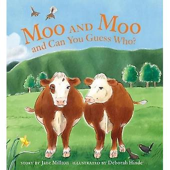 Moo and Moo and Can You Guess Who? by Jane Millton - 9781911631996 Bo