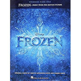 Frozen: Music From The Motion Picture Series - Beginning Piano Solo Songbook (Beginning Solo Piano)