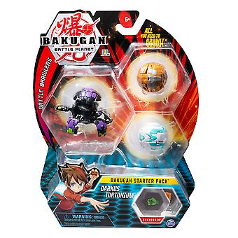 Bakugan Starter Pack Darkus Turtonium