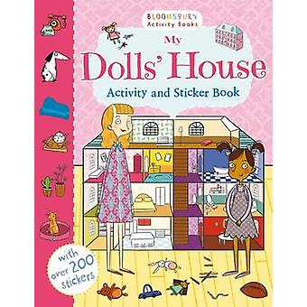My Dolls House Activity and Sticker Book