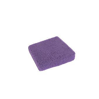 Stand-up help cushion booster seat purple 40 x 40 x 10/6 cm