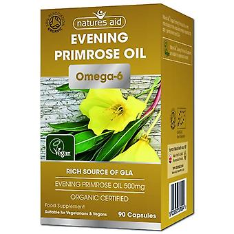 Nature's Aid Organic Evening Primrose Oil Capsules 90 (137830)