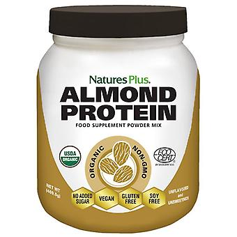 Nature's Plus Organic Almond Protein 675g (45956)