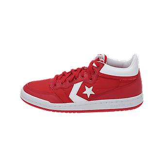 Converse FASTBREAK MID Women's Sneakers Red Gym Shoes Sport Running Shoes