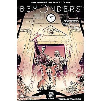 Beyonders Vol 1 by Paul Jenkins - 9781949028065 Book