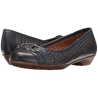 Comfortiva Womens Posie laser Closed Toe Loafers