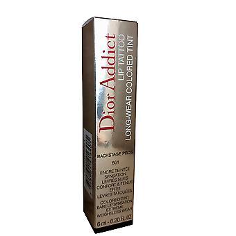 Dior Addict Leppe Tatovering 661 Naturlig Rød 0,20 OZ