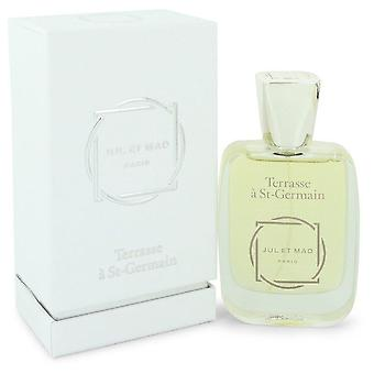 Terrasse A St Germain Extrait De Parfum Spray (Unisex) By Jul Et Mad Paris 1.7 oz Extrait De Parfum Spray
