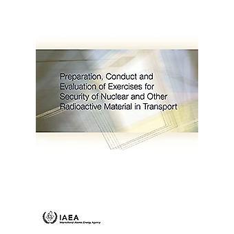 Préparation - Conduite et évaluation des exercices de sécurité du Nuc