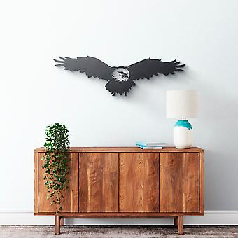 Metal Wall Art - Hawk #3