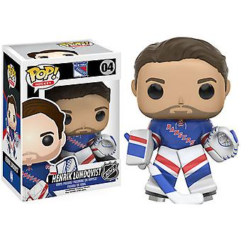 NHL - Henrik Lundqvist USA import