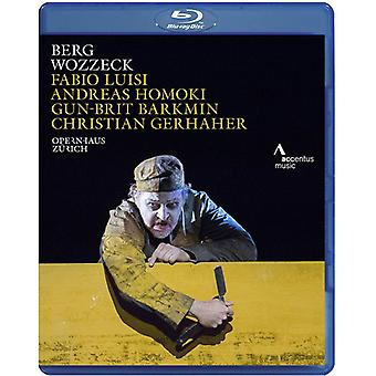 Wozzeck [Blu-ray] USA import