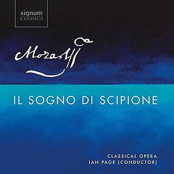 Mozart / Adam / Page - Il Sogno Di Scipione [CD] USA import