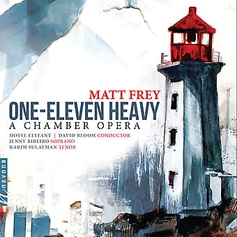 One-Eleven Heavy [CD] USA import