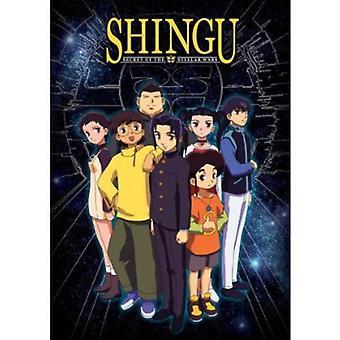 Shingu: Secret of the Stellar Wars: Complete Series (Litebox) [DVD] USA import