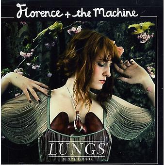 Florence & la Machine - importer des poumons [CD] é.-u.