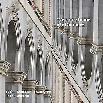 Welcome Home Mr Dubourg [CD] USA import