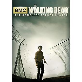 Walking Dead: Season 4 [DVD] USA import