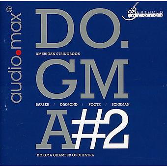 Dogma Chamber Orchestra - American Stringbook [SACD] USA import