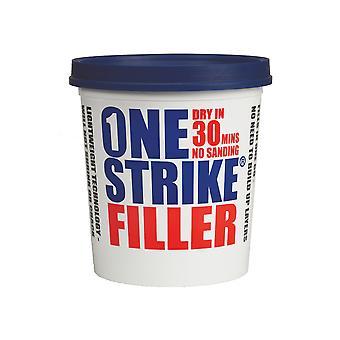Everbuild One Strike Filler 1 Litre EVBONE1