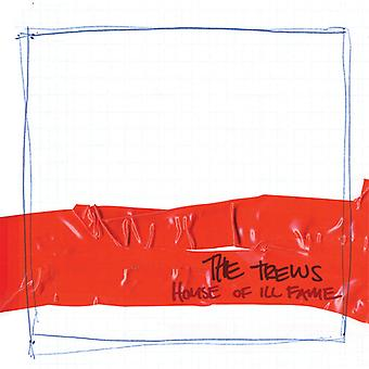 Trews - House of Ill Fame [CD] USA import