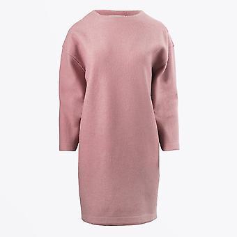 Harris Wharf - Robe de laine surdimensionnée - Rose Rose