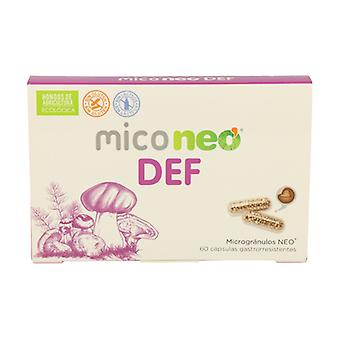 Mico Neo DEF 60 capsules of 598mg