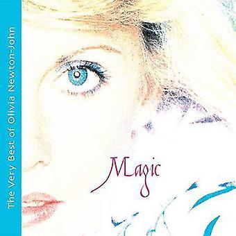 Olivia Newton-John - Magic-Very Best of Olivia Newton-John [CD] USA import
