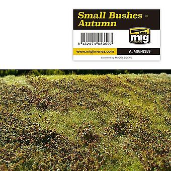 Ammo by Mig Small Bushes - Autumn