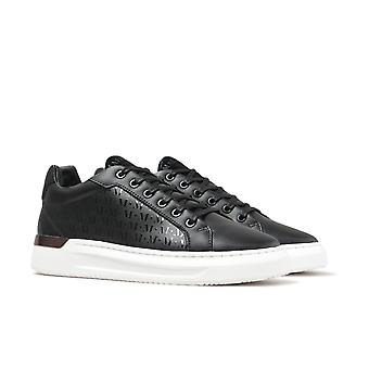 Mallet GRFTR Black Trainers