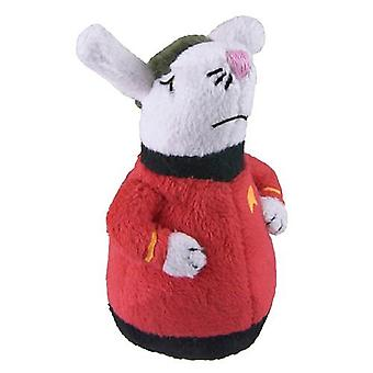 Pets Supply - Star Trek - Wobble Mouse Red Shirt Cat Toy STOP273