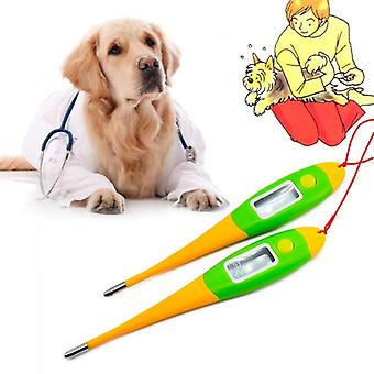 No Mercury Digital Electronic Thermometer For Pet Dogs, Cat Animals