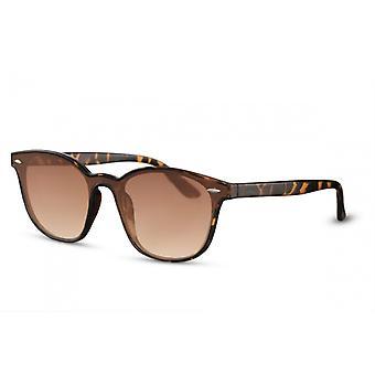 Okulary przeciwsłoneczne Unisex Cat.3 Brown (CWI2284)