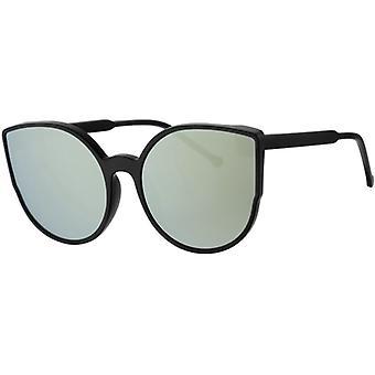 Sunglasses Women's Femme Kat. 3 black/silver (L6246)