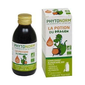 Potion of the Organic Dragon 150 ml (Cherry - Raspberry)