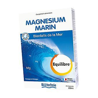 Magnesium Marin 20 10ml bulbs