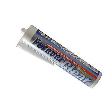 Everbuild Forever Clear Dichtstoff 295ml EVBFOREVERCL