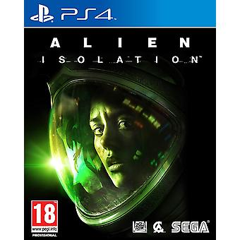 Gioco per PS4 isolamento aliena