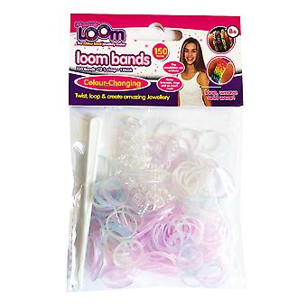 Friendship Loom: Loom Bands Colour Changing