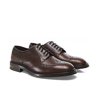Loake cuir Chester Brogues