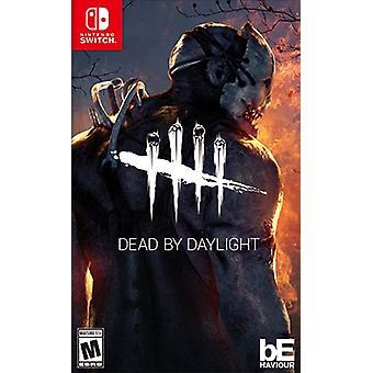 Dead by daylight Definitive Edition switch spel
