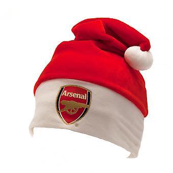 Arsenal FC Christmas Santa Hat