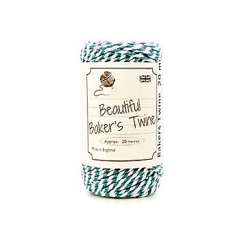 20m Eton Blue Natural Bakers Twine for Crafts & Gift Wrapping