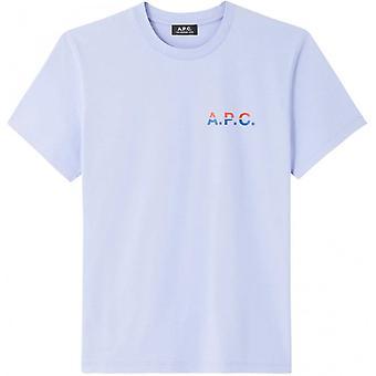 A.p.c Apc Logo T-shirt