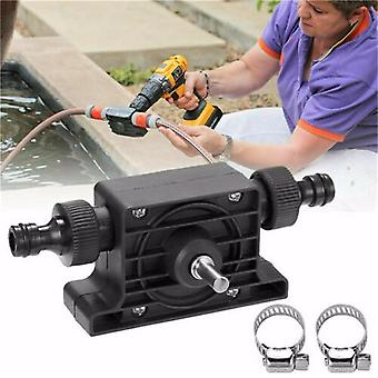Portable Electric Drill Pump Self Priming Oil Transfer Pumps Water Pump