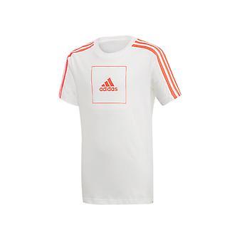 Adidas JR Athletics Club FL2818 football summer boy t-shirt