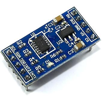 LC Technology ADXL345 3 Axis Accelerometer Module